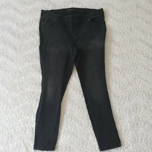 Womens Maurices Plus Size 20W Reg Skinny Jeans